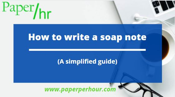 How to write a good soap essay
